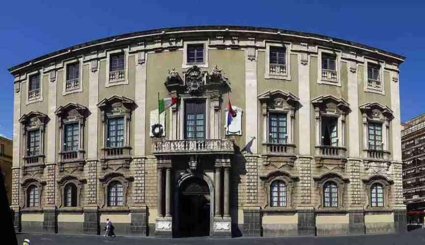 <b>Sant'Agata 2019: domenica Municipio aperto con visite guidate</b>