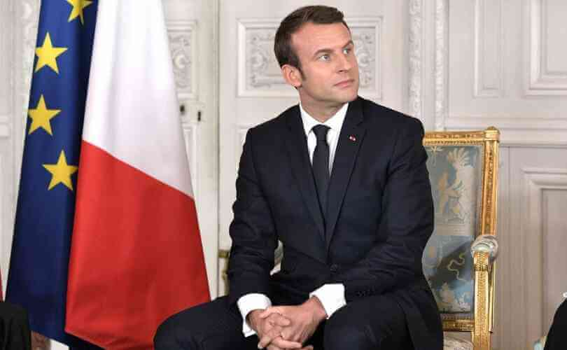 <b>Mozione di sfiducia a Macron</b>