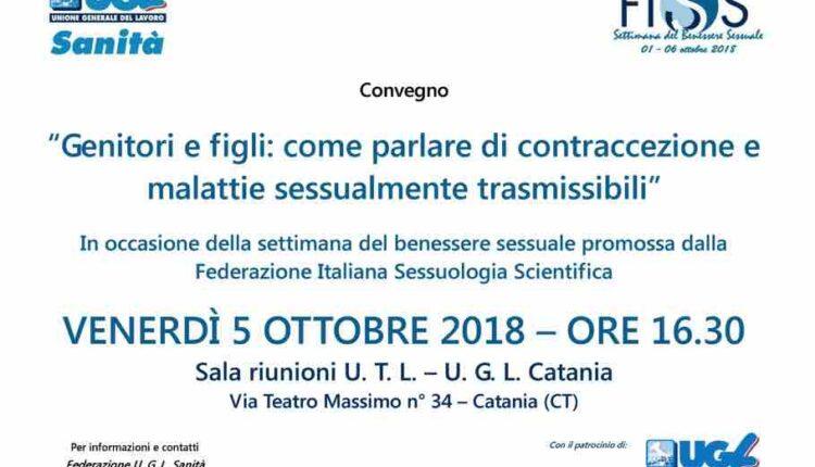 Convegno Genitori E Figli Come Parlare Di Contraccezione E Malattie Sessualmente Trasmissibili Sicilia Report