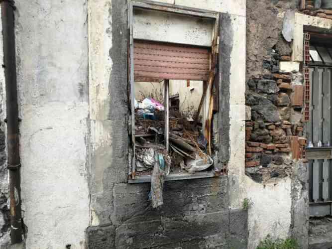 Raccolta Ferro Vecchio Catania interventi riqualificazione via consolazione a catania