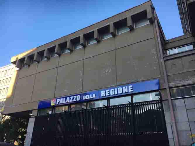 Palazzo Regione Catania