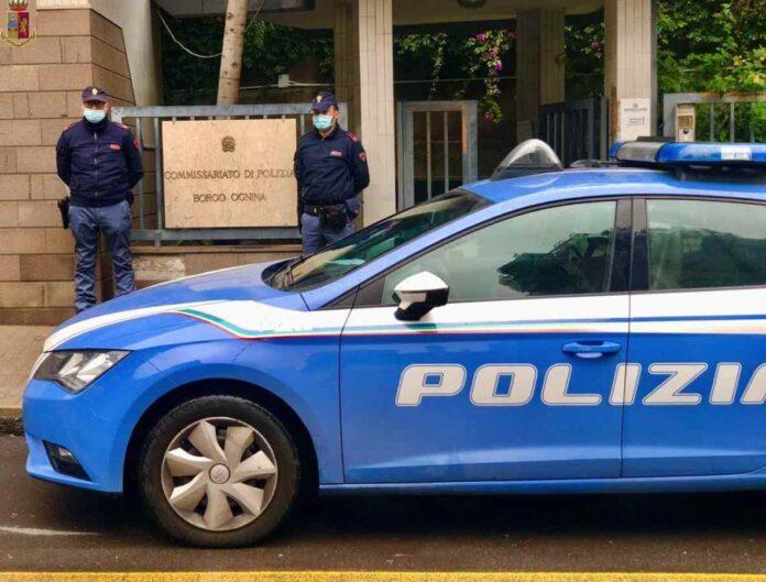 Polizia Borgo