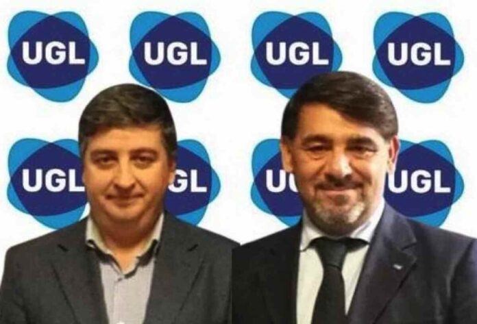 Raffaele Lanteri e Carmelo Urzì