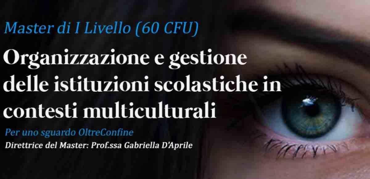 Organizzazione e gestione delle istituzioni scolastiche in contesti multiculturali