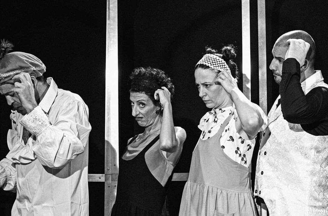 Teatro dei 3 Mestieri: I D.I.D. spettacolo trashinante dal 27 al 31 ottobre